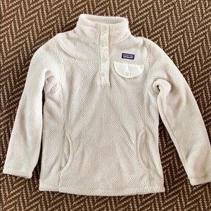 Patagonia girl's fleece pullover